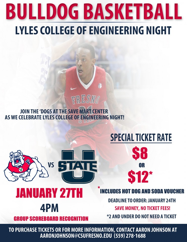 LCOE Night Bulldog Basketball